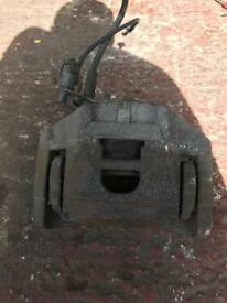 Audi b7 A4 brakes. 312mm with carriers. A3 s3 rs3 not bmw, mercedes, vw