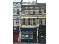 Self-contained office to let 348sqft (Adj Exmouth Market) all inclusive £900 pcm. For up to 6 people