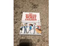 Worlds Worst Children - David Walliams book