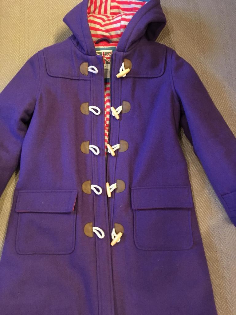 7d2d6d24f454 Mini Boden Duffle Coat