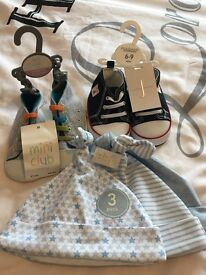 Baby boys bundle mostly new 0/3 and 3/6 months