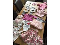 Bulk baby clothes 0-3 months