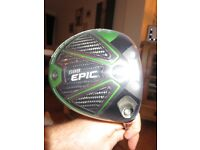 Calloway Epic Subzero - Stiff Recoil 450 F4 Shaft