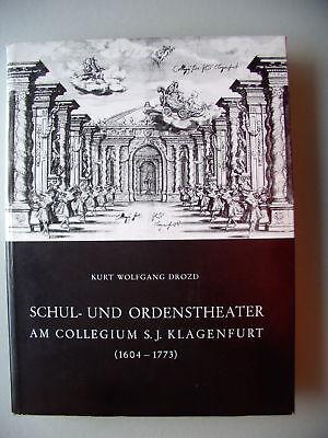 Schul- Ordenstheater am Collegium S.J. Klagenfurt 1965