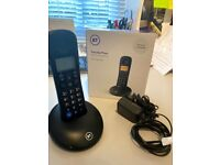 BT Everyday Cordless Home Phone with Basic Call Blocking, Single Handset Pack, Black