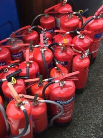 fire extinguishers for sale from £5.00
