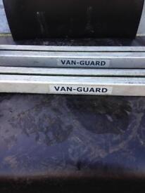 Van guard roof racks