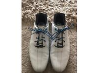 Footjoy D.N.A golf shoes.