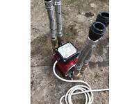 Grundofs shower pump STP-4.0 B
