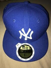 Kids NY Baseball Cap