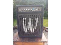 Warwick Blue Cab 30 Bass Amplifier