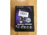 Sapphire Radeon HD5450 Graphics Card