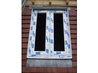 NEW uPVC WHITE FRAME DOUBLE GLAZED casement WINDOW FOR SALE
