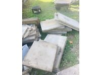 3x2 slabs FOR FREE