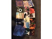 Old classic vinyal LP records