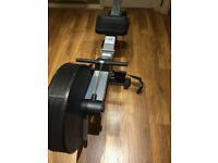 Beny V-Fit Rowing Machine: air resistance