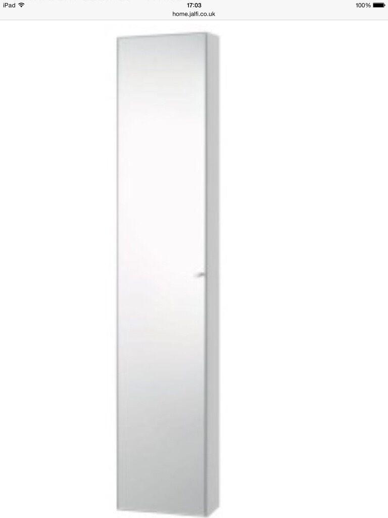 Habitat kaya tall door bathroom cabinet | in Bromborough, Merseyside ...
