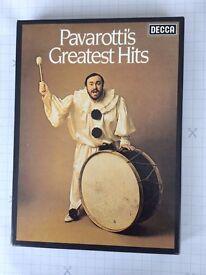 Pavarotti's Greatest Hits Box Ste.