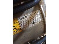 Michelin air compressor + pin gun