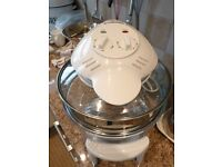 halogen oven very good condition