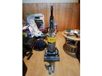 Dyson Dc14 Upright Vacuum Cleaner Bagless new tools