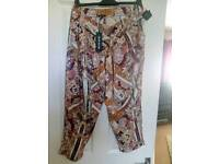 River island trousers size 14