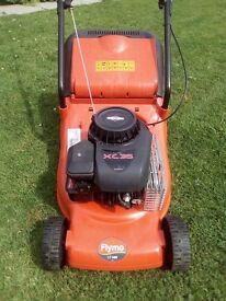 Briggs & Stratton petrol lawnmower lawn mower