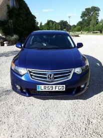 Honda Accord Executive, automatic, rear camera, sat nav, fully loaded, privacy glass