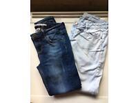 Topshop Jamie Jeans - Size W30 L30 - Hardly Worn