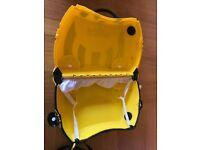Yellow Bernard Bee Trunki Ride on Suitcase