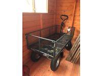 Large garden trolley -Handy