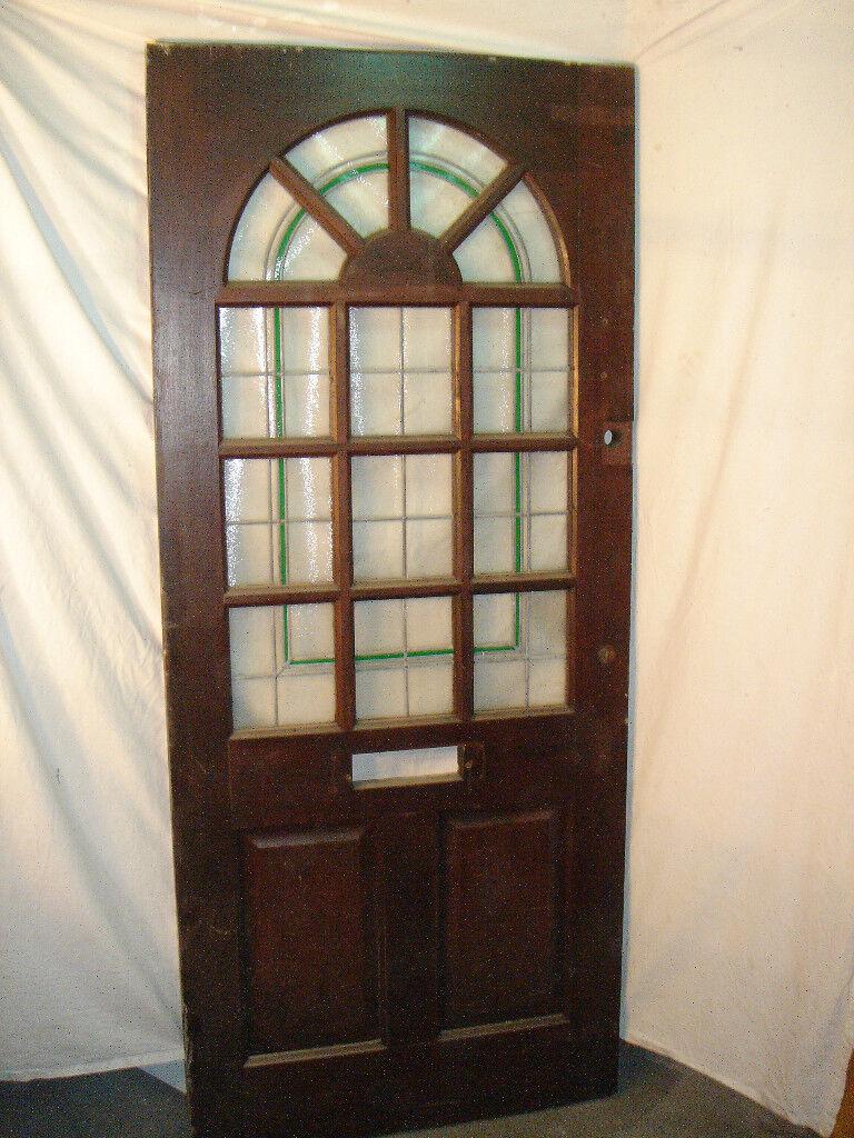 Reclaimed Exterior Wood Door In Greetland West Yorkshire Gumtree