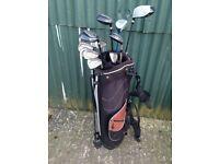 Golf club sets 3 sets