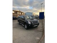 Isuzu Rodeo Denver Max - FULL SERVICE HISTORY - 1 OWNER FROM NEW