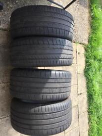 M5 tyres