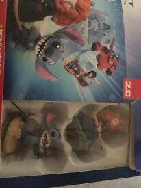 PS3 infinity characters, base & game