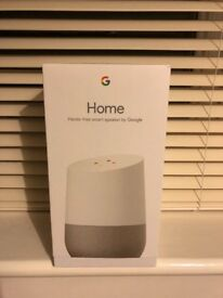Brand New Google Home White