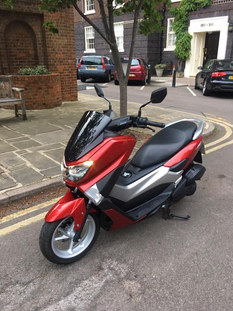 yamaha n max nmax 125 abs in clapham london gumtree. Black Bedroom Furniture Sets. Home Design Ideas