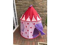 Toy Castle Tent