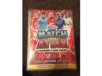 Match Attacks - 2012/2013 Limited cards
