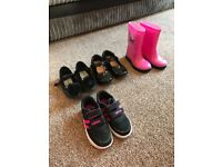 Toddler girls shoes & boots