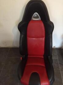 Limited Edition Mazda Interior