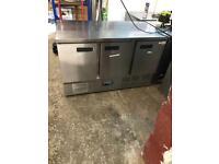 Commercial bench fridge for shop cafe restaurant nnn