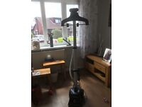 ROWENTA 1500 CLOTHES STEAMER VALET AS NEW ONLY USED TWICE