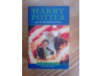 Harry Potter Complete set in hard back