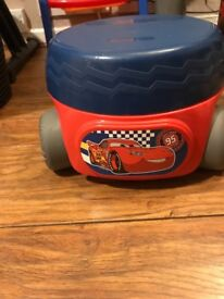 Disney Cars Potty. Used (!) but good condition and clean