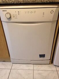 BEKO DL1243W Dishwasher / Dish Washing Machine