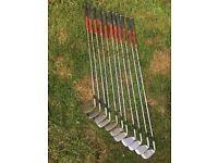 Ram Lazer FX golf clubs