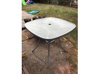 Garden table - free