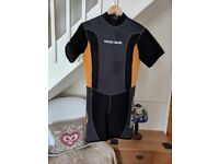 Scuba - Seac Sub Semi-Dry Suit (two piece)